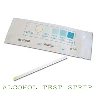 Alcohol Test Strip